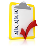 Facilitation checklist