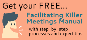 Facilitating killer meetings