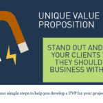 Develop your Unique Value Proposition – tell your clients why they should work with you