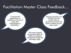 Advanced Facilitation Training