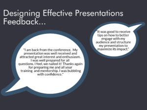 Designing Effective Presentations Workshop