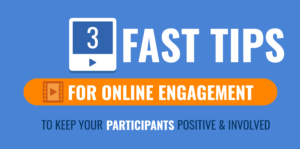 Online stakeholder engagement tips