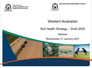 Western Australian Soil Health Strategy